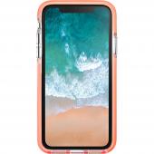 LAUT Fluro iPhone X Şeffaf Pembe Kılıf-2