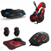 Rampage Tkz R01x7 Klavye Mouse Kulaklık Gaming...
