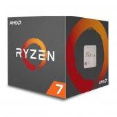 AMD Ryzen 7 2700 Socket AM4 4.1GHz 20MB Önbellek 65W İşlemci