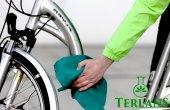 TERLANS Bisiklet Temizleyici Parlatıcı 500ml + Mikrofiber Bez-2