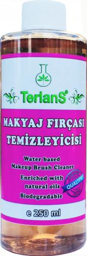 Terlans Makyaj Fırçası Temizleyici 250 Ml, Makeup Brush Cleaner