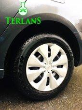 Terlans 3'lü Araç Bakım Seti - Motor Jant Temizleyici-Hızlı Cila-Torpido Parlatıcı 3x500ml-2