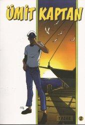 Ümit Kaptan Çizgi Roman 7 Kitaplık Seri-3