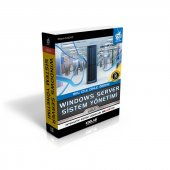 Wındows Server Sistem Yönetimi 1.cilt