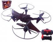 Oyuncak Uçan Dinazor Drone Şarjlı Uzaktan Kumandalı Drone Uçan H6
