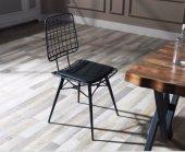 Ev Şehri Rio Masa Tel Sandalye Ücretsiz Kargo-6