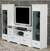 Elitra Beyaz Tv Ünitesi & Tv Sehpası Ev 440441 Ücretsiz Kargo