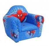 örümcek Adam Mavi Çocuk Koltuğu Bebek Koltuğu...