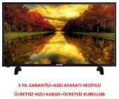 Telefunken 48tf4020 122 Ekran Uydu Alıcılı Full Hd Led Tv
