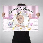 Doğum Günü Kelebek Kız Çocuğu 10 Farklı Model
