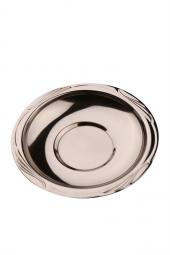 Akyıldız Çay Tabağı (Siyah) 12 Adet