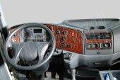 Mercedes Atego 2005 Ve Üzeri Torpido Konsol Maun Kaplaması