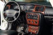 Opel Vectra B 1995 2002 Torpido Konsol Maun Kaplaması
