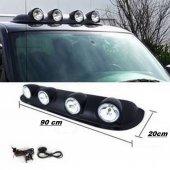 Dacia Duster Araç Üstü Sis Lambası & Off Road Sis Farı Güçlü Işık