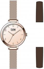 Time Watch Bayan Kol Saati Tw.132.4rrr