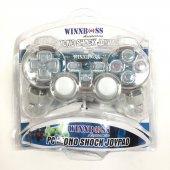 Winnboss Oyun Kolu USB 2.0 Giriş Şeffaf Işıklı Titreşimli Analog-2