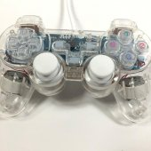 Winnboss Oyun Kolu USB 2.0 Giriş Şeffaf Işıklı Titreşimli Analog-3