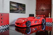 Farinay Jaguar Serisi Araba Karyola