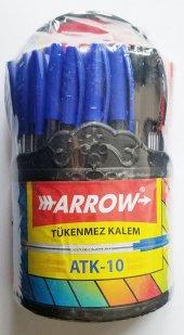 Arrrow 40 Adet Tükenmez Kalem 3 Renk