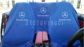 Mercedes Maybach S Serisi Ön Ve Arka Koltuk Kılıf 8 Renk Çeşidi