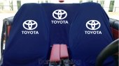 Toyota Avensis Serisi Ön Ve Arka Koltuk Kılıf 8 Renk Çeşidi