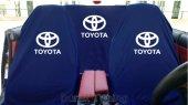 Toyota Camry Serisi Ön Ve Arka Koltuk Kılıf 8 Renk Çeşidi