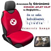 HER MARKAYA ÖZEL ÖN ARKA KOLTUK ATLET KILIF 4 RENK ÇEŞİDİ-2