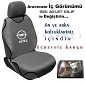 HER MARKAYA ÖZEL ÖN ARKA KOLTUK ATLET KILIF 4 RENK ÇEŞİDİ-4