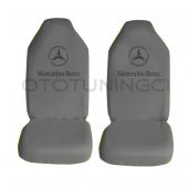 Mercedes 380 Serisi Ön Koltuk Kılıf 8 Renk Çeşidi