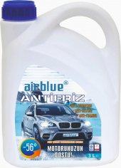 Airblue Antifriz 56 Derece Organik Kırmızı Mavi...