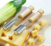 Kalp Şekilli Peynir Kesici-2