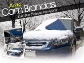 Buffer Kar Buz Önleyici Araç Ön Cam Brandası-2