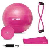 Dynamic 5 Parçalı Özel Pilates Başlangıç Seti PS01-2