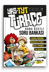 Yediiklim Yayınları Tyt Türkçe Konu Özetli Soru...