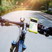 Baseus Bisiklet Motosiklet Telefon Tutucu