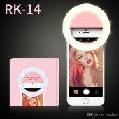 Selfie Işığı 36 Ledli Flaş Işık Telefon Flaş