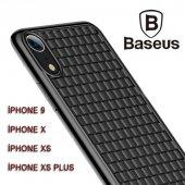 Baseus İphone 9 X Xs Xs Plus Ağ Desen Kılıf