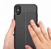 Asus Zenfone 4 Max 4 Selfie Zenfone 5 Max Pro Deri Silikon Kılıf