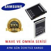 Samsung Omnia Ve Wave Serisi Orjinal Batarya Tüm Modeller