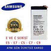 Samsung Galaxy E Ve C Serisi Orjinal Batarya Tüm Modeller