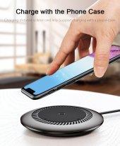 Baseus Wireless Şarj Kablosuz Şarj Standı
