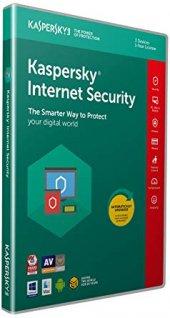 Kaspersky Internet Security 2020 1 Kullanıcı 1...