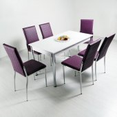 6 Sandalye + Masa