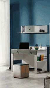 Çalışma Masası, Capris Genç Odası, Çalışma Masası ve Ünitesi