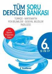 Tudem Yayınları 6.sınıf Tüm Dersler Soru...