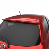Toyota Yaris 2013 Snr Bagaj Üstü Rüzgarlık & Spoyler