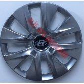 Hyundai Elantra 14 İnch Kırılmaz Esnek Jant Kapağı Takımı
