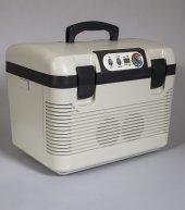 Oto Buzdolabı Araç İçi Soğutucu Buzluk Sıcak Soğuk 18lt (12v 24v)