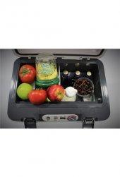 Oto Buzdolabı Araç içi Soğutucu Buzluk SICAK/SOĞUK 18LT (12V-24V)-3