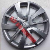 RENAULT Clio 15 inch Kırılmaz Esnek JANT KAPAĞI 4 Lü